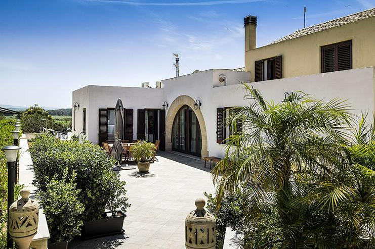 Sizilien-Villa, 6 Pers., Pool, Wlan, Garten