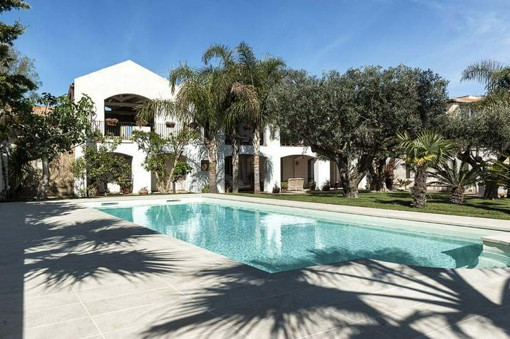Sizilien-Fewo, 6 Pers., Pool, 300m Meer