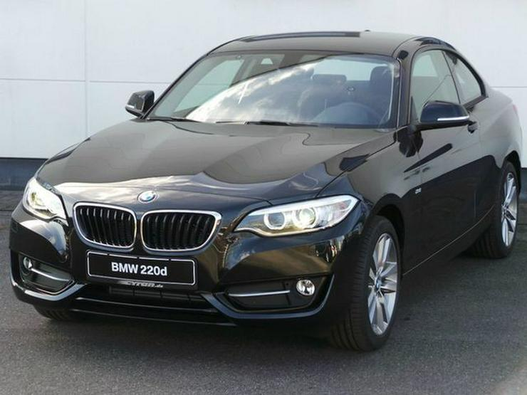 Bild 2: BMW 220d Coupe Sport Line Aut. Navi Business Xenon