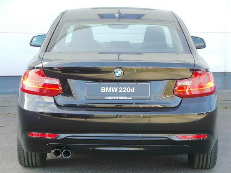 Bild 5: BMW 220d Coupe Sport Line Aut. Navi Business Xenon