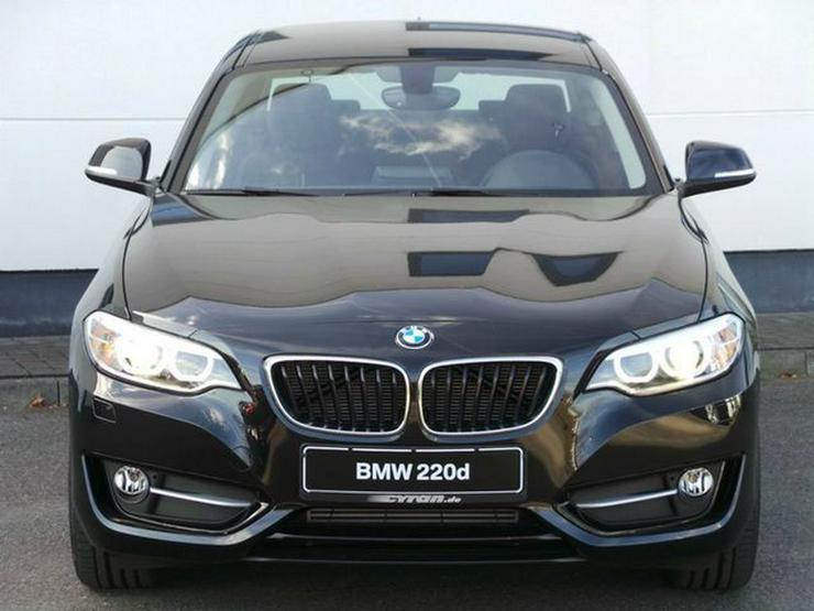 Bild 3: BMW 220d Coupe Sport Line Aut. Navi Business Xenon