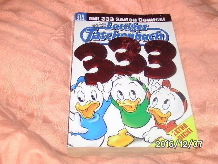 Lustiges Taschenbuch Nr.333 wie neu sehe foto