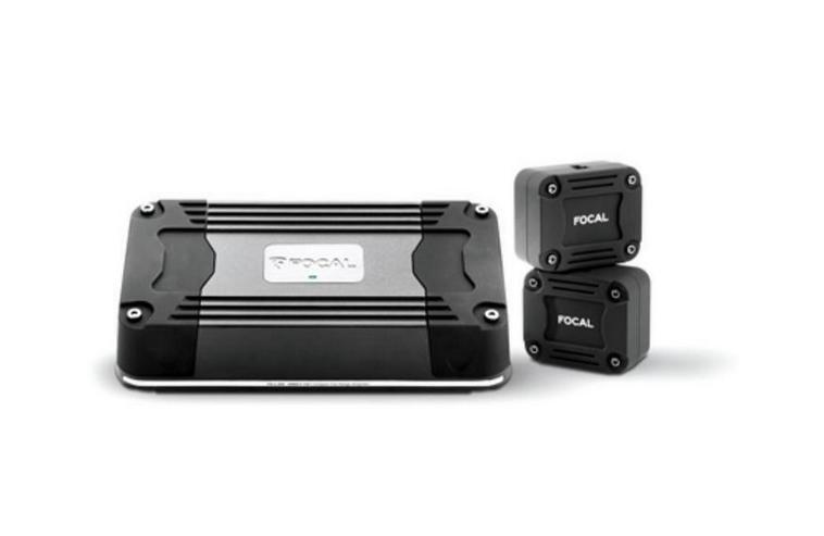 Focal FD4.350 4-Kanal Endstufe 4x 60W - Lautsprecher, Subwoofer & Verstärker - Bild 1