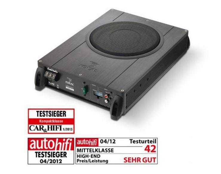 Focal Integration IBUS 2.1 Aktivsubwoofer - Lautsprecher, Subwoofer & Verstärker - Bild 1