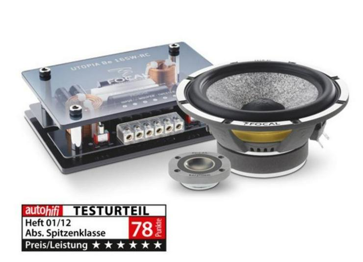 Focal Utopia 165W RC 16,5 cm Compo passiv - Lautsprecher, Subwoofer & Verstärker - Bild 1