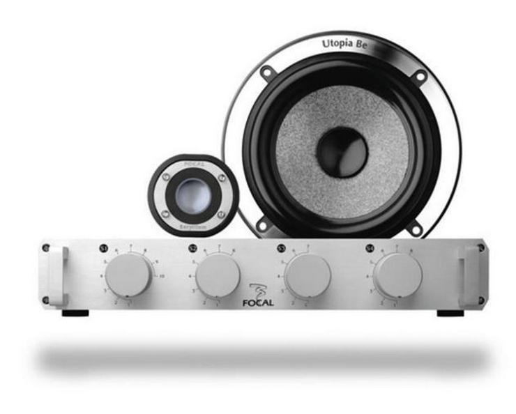 Focal Utopia Be No5 2-Wege Compo 13cm - Lautsprecher, Subwoofer & Verstärker - Bild 1