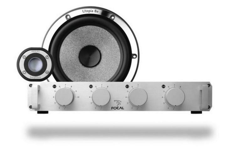 Focal Utopia Be No6 2-Wege Compo 16.5cm - Lautsprecher, Subwoofer & Verstärker - Bild 1
