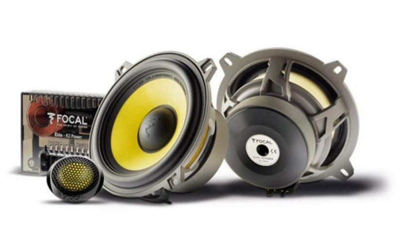 Focal Elite K2Power ES130K Compo 2-Wege 13cm - Lautsprecher, Subwoofer & Verstärker - Bild 1