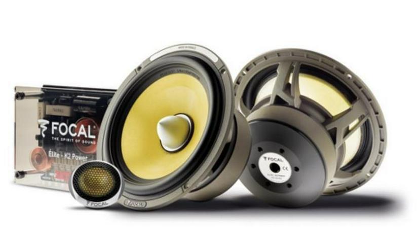 Focal Elite K2Power ES165KX2 Compo 2Wege 165mm - Lautsprecher, Subwoofer & Verstärker - Bild 1