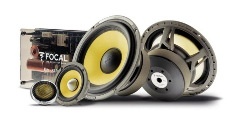 Focal Elite K2Power ES165KX3 Compo 3-Wege - Lautsprecher, Subwoofer & Verstärker - Bild 1
