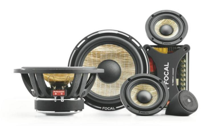 Focal Performance Expert PS165F3 FLAX 3-Wege - Lautsprecher, Subwoofer & Verstärker - Bild 1
