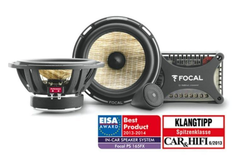 Focal Performance Expert PS165FX FLAX 2-Wege - Lautsprecher, Subwoofer & Verstärker - Bild 1