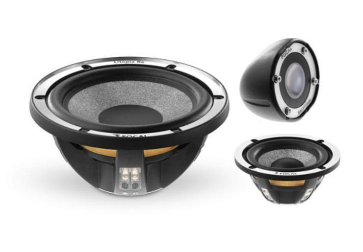 Focal Utopia Be No7 3-Weg Compo 16.5cm - Lautsprecher, Subwoofer & Verstärker - Bild 1