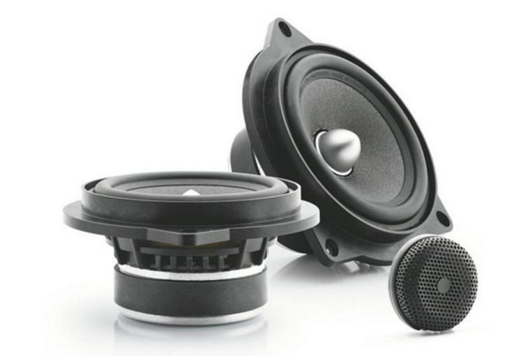Focal Integration 2-Wege Compo BMW F-IFBMW-S - Lautsprecher, Subwoofer & Verstärker - Bild 1