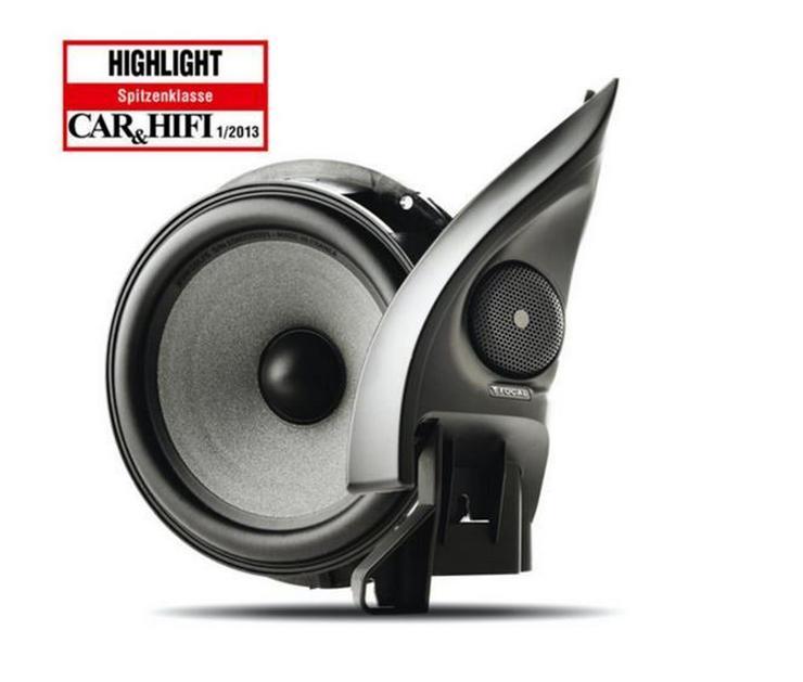 Focal Integration IFVWGOLF6 Golf 6 Lautsprecher - Lautsprecher, Subwoofer & Verstärker - Bild 1