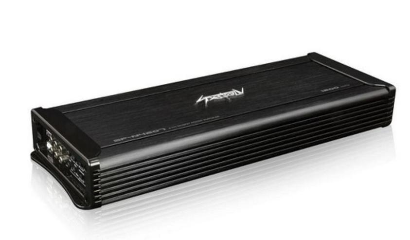 SPECTRON SP-N4207 Amplifier 4 x 100 Watt - Lautsprecher, Subwoofer & Verstärker - Bild 1