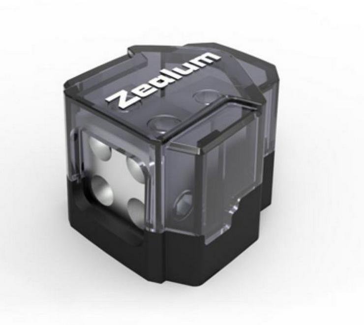 ZEALUM Verteilerblock 4x10, 1x20