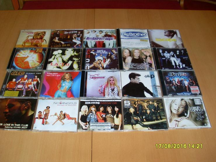 20 CD,s -Doppel CD POP - Rock 90 Jahre - CD - Bild 1