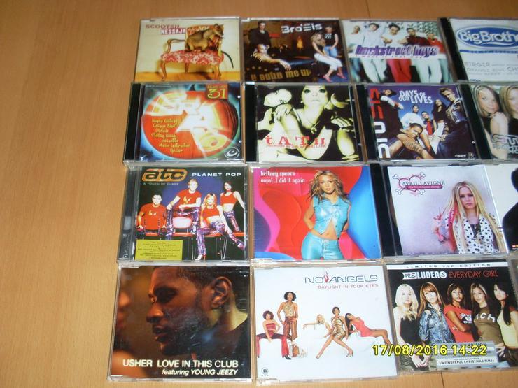 Bild 2: 20 CD,s -Doppel CD POP - Rock 90 Jahre