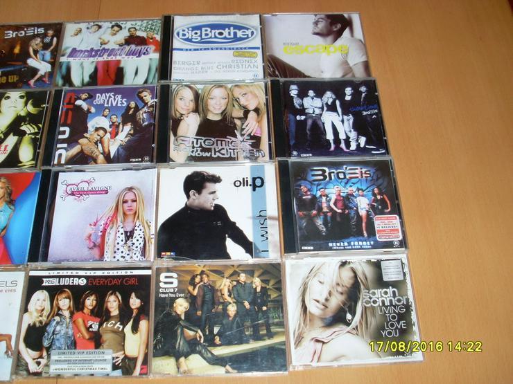 Bild 3: 20 CD,s -Doppel CD POP - Rock 90 Jahre