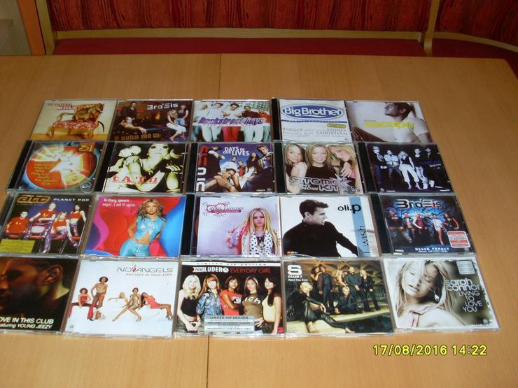 Bild 4: 20 CD,s -Doppel CD POP - Rock 90 Jahre