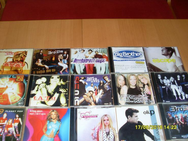 Bild 5: 20 CD,s -Doppel CD POP - Rock 90 Jahre