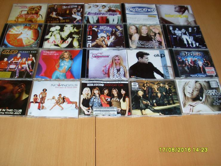 Bild 6: 20 CD,s -Doppel CD POP - Rock 90 Jahre