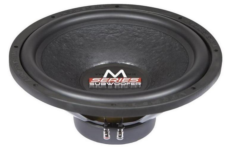 38cm Subwoofer Audio System M15 600Watt 4Ohm - Lautsprecher, Subwoofer & Verstärker - Bild 1
