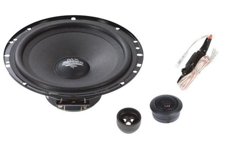 Audio System MX 165 EVO 16,5cm 2-Wege Kompo - Lautsprecher, Subwoofer & Verstärker - Bild 1