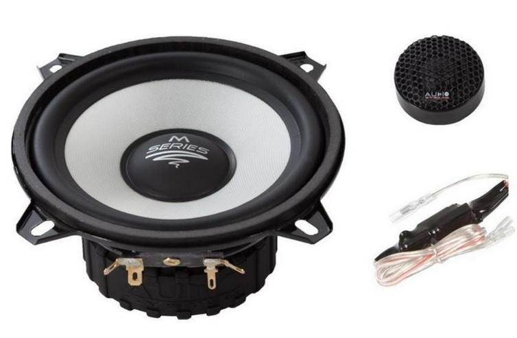 Audio System M 130 EVO 13cm 2-Wege Kompo - Lautsprecher, Subwoofer & Verstärker - Bild 1