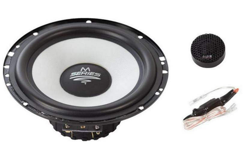 Audio System M 165 EVO 16,5cm 2-Wege Kompo - Lautsprecher, Subwoofer & Verstärker - Bild 1
