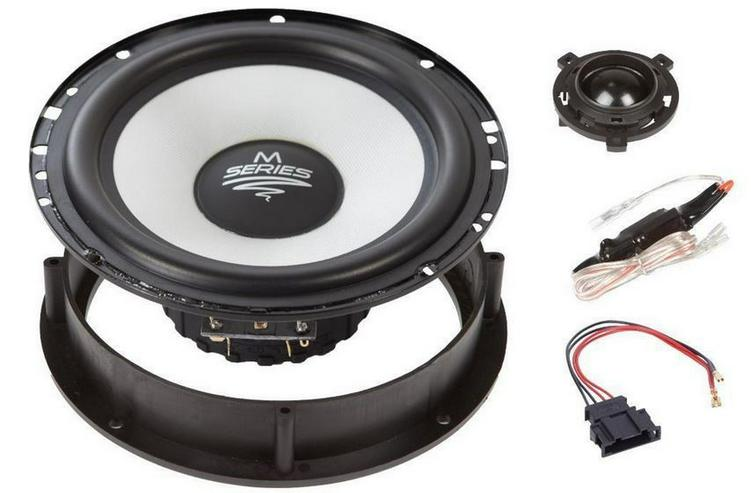 Audio System M165 GOLF6+7 EVO Lautsprecher VW - Lautsprecher, Subwoofer & Verstärker - Bild 1