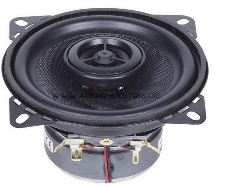 udio System MXC100 EVO 10cm 2Weg Lautsprecher - Lautsprecher, Subwoofer & Verstärker - Bild 1