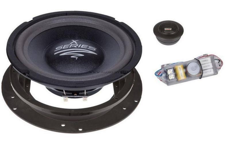 Audio System X 200 T5 EVO 20cm VW T5 VW Tiguan