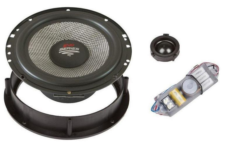 Audio System R 165 VW EVO 165mm Golf 4 Passat
