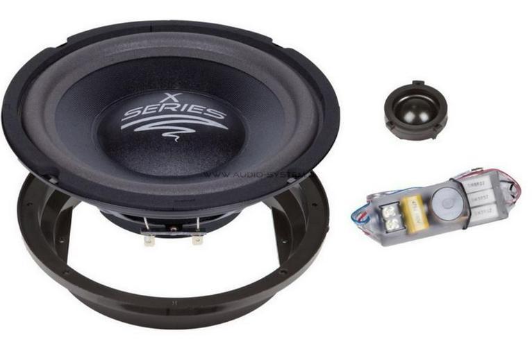 Audio System X 200 VW EVO 20cm 2-Wege Golf 4
