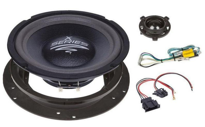 Audio System X 200 T6 EVO 20cm 2-Weg VW T6