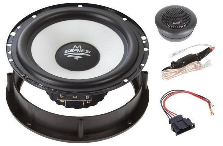 Audio System M 165 A6 A4 A3 Lautsprecher Audi