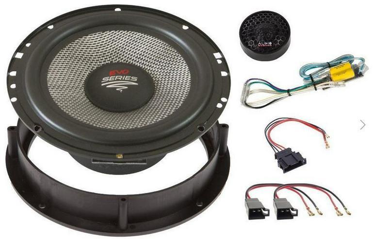 Audio System X 165 A6 A4 A3 Lautsprecher Audi - Lautsprecher, Subwoofer & Verstärker - Bild 1