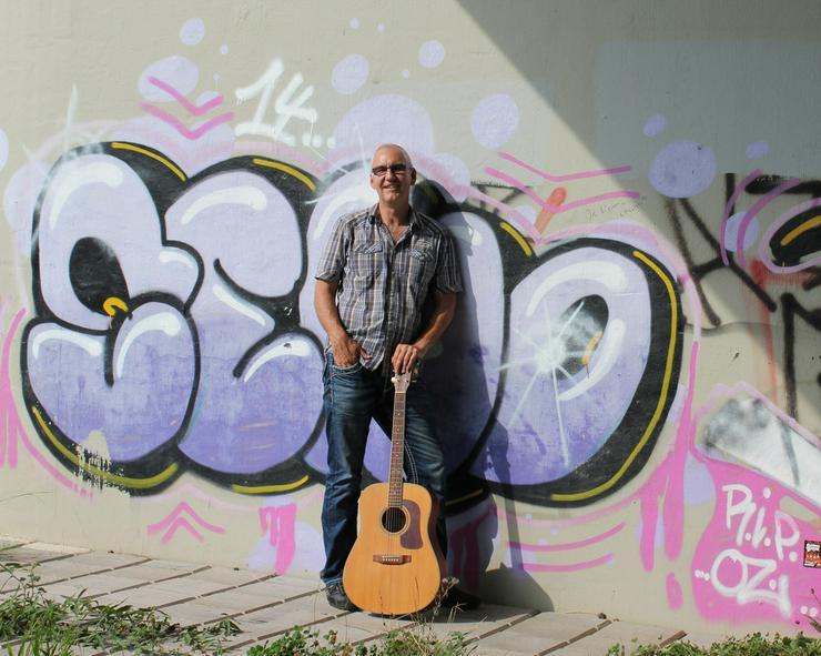 Bild 4: Solist Gitarre Gesang Alleinunterhalter