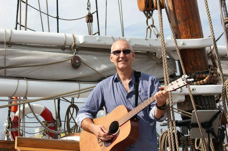 Bild 10: Solist Gitarre Gesang Alleinunterhalter