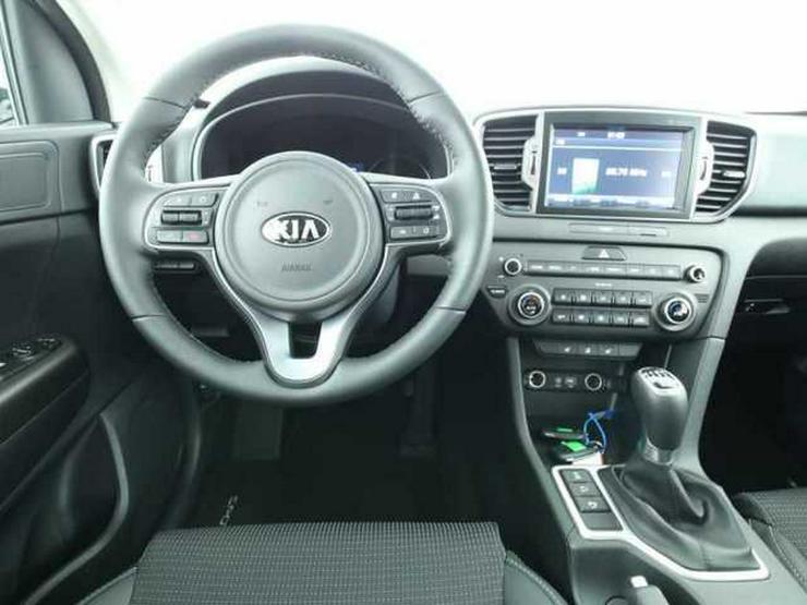 Bild 5: KIA Sportage 2.0 CRDI AWD Spirit auch GT Line verfügbar