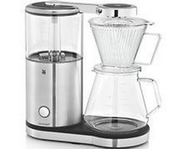 WMF AromaMaster Kaffeemaschine Glas