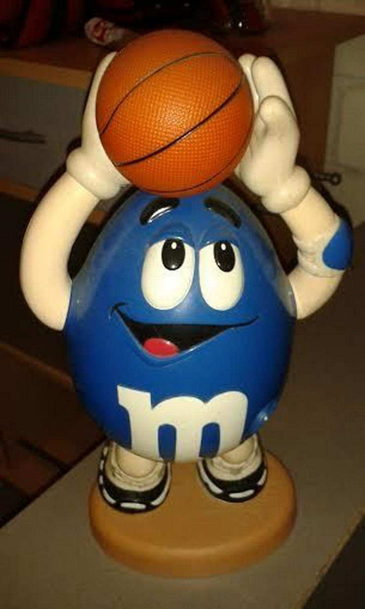 M&M Spender - Basketball
