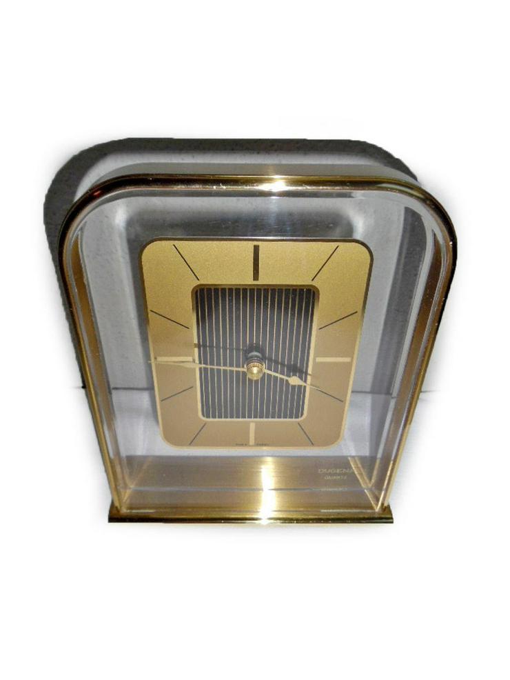 Seltene Design-Tischuhr von Dugena - Uhren - Bild 1