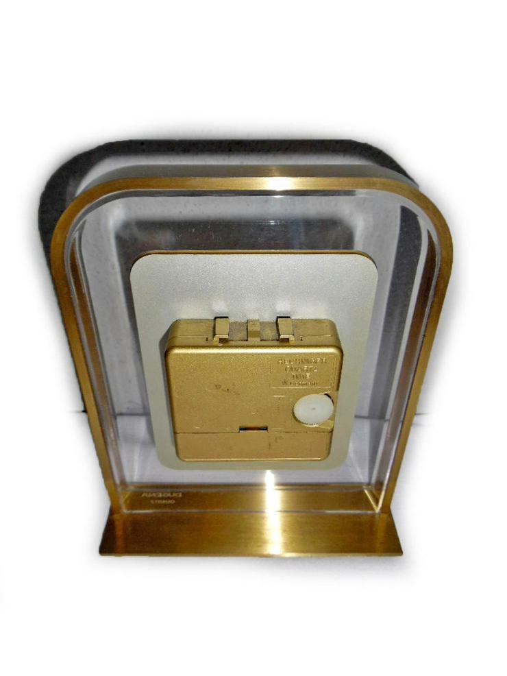 Bild 2: Seltene Design-Tischuhr von Dugena