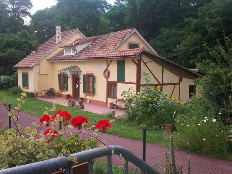 Ferienwohnung in Schleusenhaus im Elsass - Ferienwohnung Frankreich - Bild 1