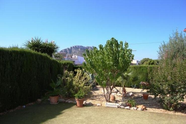Bild 6: Zwei großzügige Häuser auf einem 1000m² großem Grundstück mit Pool in Els Poblets