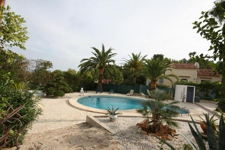 Bild 2: Sehr schöne Villa in Denia mit Meerblick