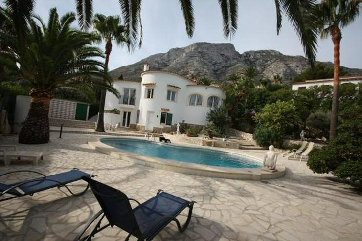 Sehr schöne Villa in Denia mit Meerblick - Bild 1